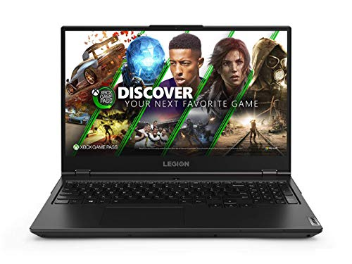 Lenovo Legion 5 – Portátil Gaming 15.6″ FullHD 120Hz (AMD Ryzen 7-4800H, 16GB RAM, 512GB SSD, NVIDIA RTX2060-6GB, Sin Sistema Operativo), Negro – Teclado QWERTY Español