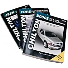 Chilton 64302 Repair Manual