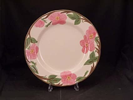 Wedgwood 5-26001-1006 Franciscan Desert Rose Dinnerware Collection Dinner Plate 10.5 in & Amazon.com | Wedgwood 5-26001-1006 Franciscan Desert Rose Dinnerware ...