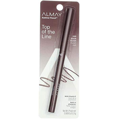 Almay Intense i-Color Liner, Black Raisin [209], 0.009 oz