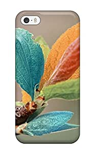 Brenda Baldwin Burton's Shop Top Quality Case Cover For Iphone 5/5s Case With Nice Colorful Leaves Appearance