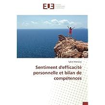 Sentiment d'efficacité personnelle et bilan de compétences