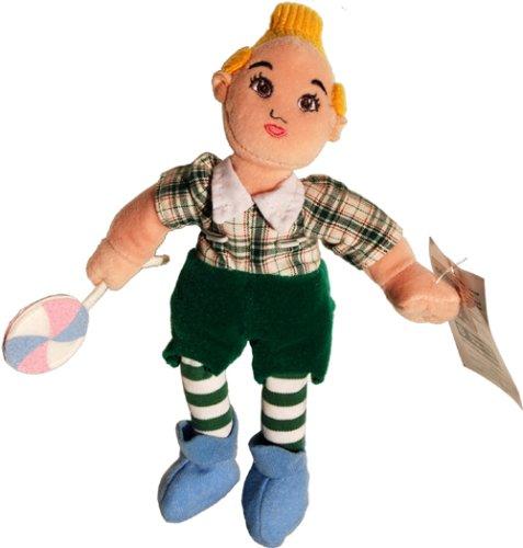 Lollipop Guild Boy - Wizard of Oz - Warner Bros Bean Bag Plush