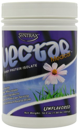 Syntrax Nectar, Medical Unflavored, 1-Pound