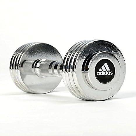 Adidas Set de Mancuernas Ajustables 5Kg: Amazon.es: Deportes y aire libre