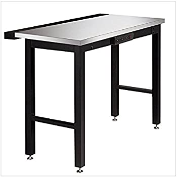 Newage Metal Workbench Stainless Steel Top
