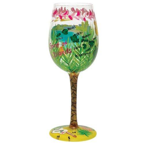 Lolita Love My Wine Glass, Hawaii by Santa Barbara Design Studio (Image #3)