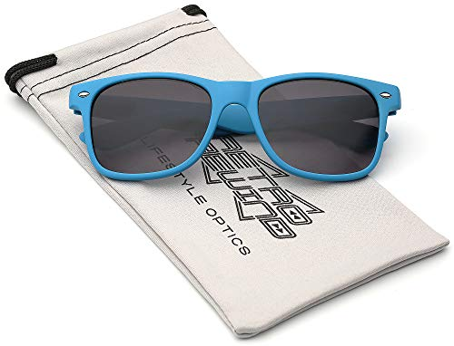 - Kids Comfortable Classic Sunglasses for Boys and Girls | Toddler Preschool Grade School Children AGE 2-10 Years Recommended