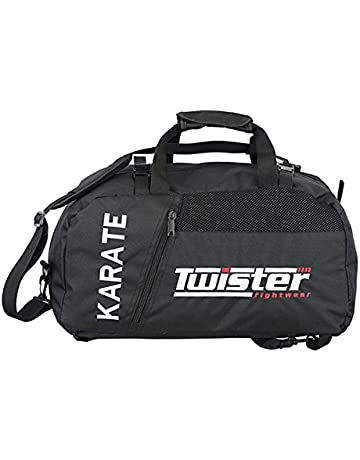 c0679f2ba0 TWISTER FIGHT WEAR Karate Backpack for Gym School Travelling Any Sports