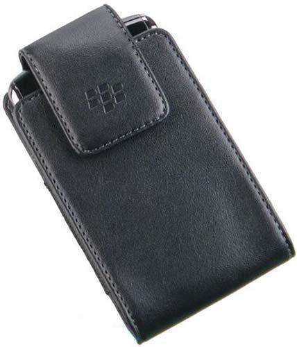 (Blackberry HDW-23466-001 Swivel Holster for BlackBerry - Original OEM - Retail Packaging - Black )