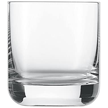 Schott Zwiesel Tritan Crystal Glass Convention Barware Collection Old Fashioned/Whiskey Cocktail Glass, 9.6-Ounce, Set of 6
