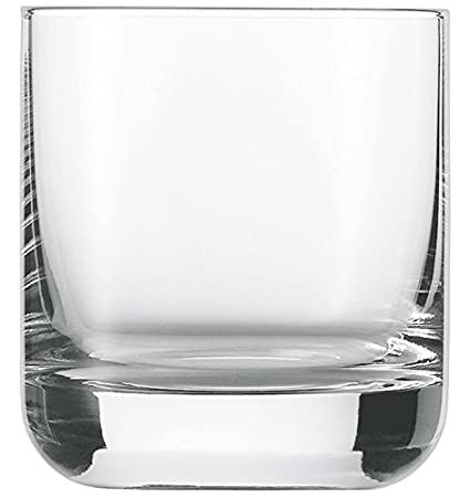 Schott Zwiesel Tritan Crystal Glass Convention Barware Collection Tumbler/Highball, 8.6-Ounce, Set of 6 0005.175514