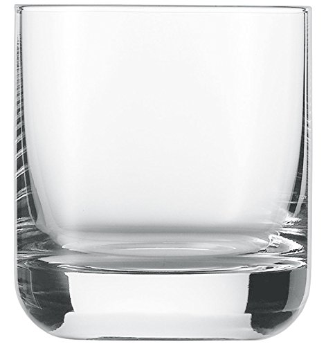 Schott Zwiesel Tritan Crystal Glass Convention Barware Collection Old Fashioned/Whiskey Cocktail Glass, 9.6-Ounce, Set of ()