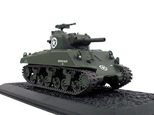 M4 Sherman Tank 1/72 Scale Die-cast Model