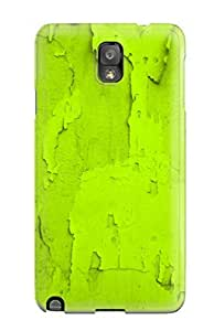 New Diy Design Bright Green For Galaxy Note 3 Cases Comfortable For Lovers And Friends For Christmas Gifts