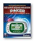 Saitek C102 No Limit Texas Hold'em Poker