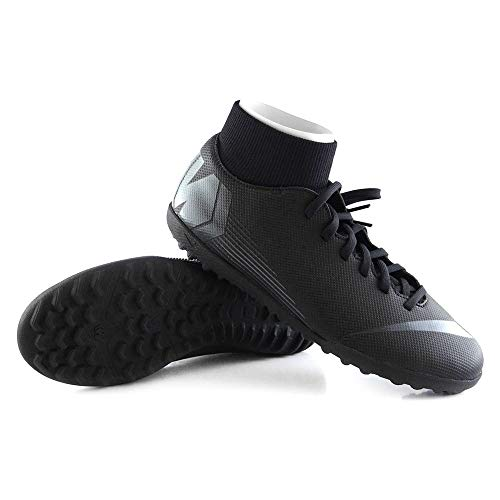 Da 6 001 black Scarpe – Nike black Fitness Club Adulto Tf Nero Unisex Superfly X5xOwqg
