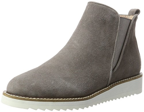 Belmondo Damen Sneaker High-top Grau (taupe 01)
