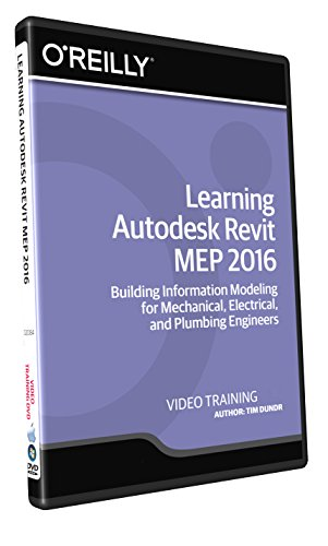 Learning Autodesk Revit MEP 2016 - Training DVD by Infiniteskills