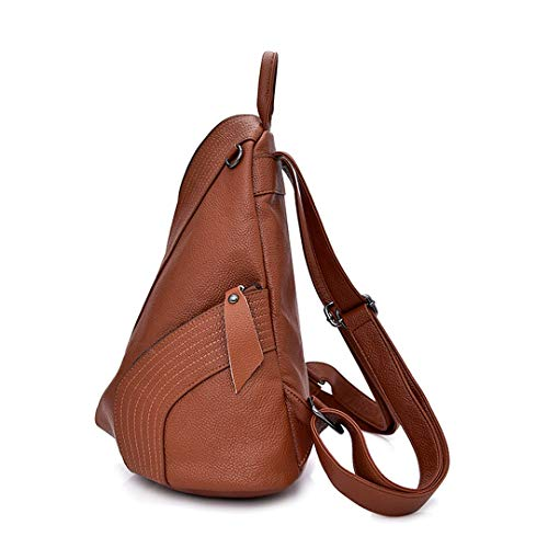 Mochila Para Backpacks Femenina Bolsa Mujer Vintage Hombro Mochilas Niñas De Viaje Red Black YnBwqPIC