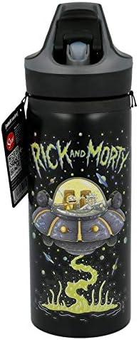 Stor Botella Aluminio Premium 710 ML | Rick & MORTYS: Amazon.es: Bebé
