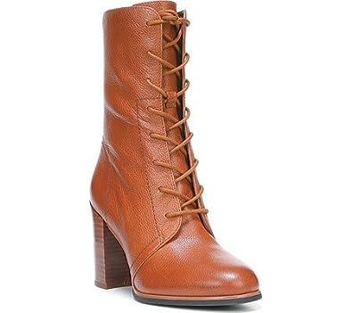 Franco Sarto Women's Saratoga Boot,Brandy ET Cairo Leather,US 10.5 M