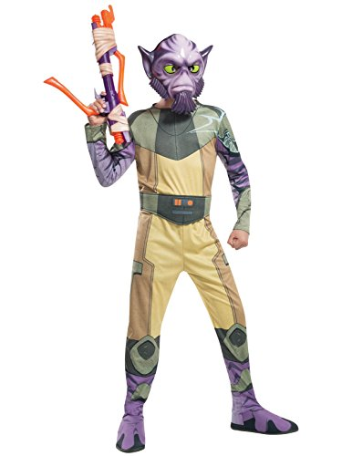 Rubie's - Star Wars Boys Zeb Costume