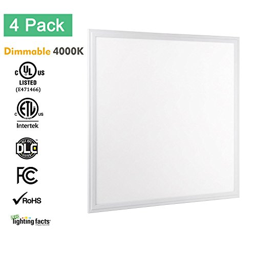 Led Panel Light Features