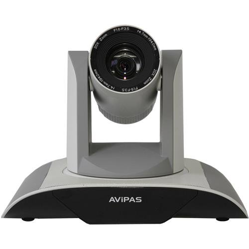 SWIT Electronics 2MP Full HD 1080p Video Conferencing IP Camera, 20x Optical Zoom, Up to 60fps, DVI (HDMI) and USB 3.0 Output by AVIPAS