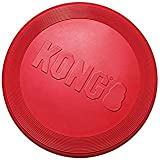 KONG Rubber Flyer Dog Toy