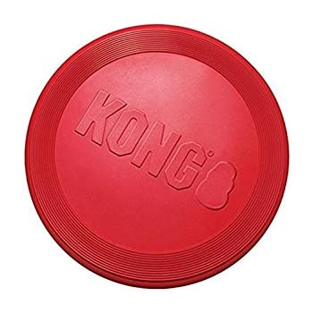 Kong Rubber Flyer, Large, Red