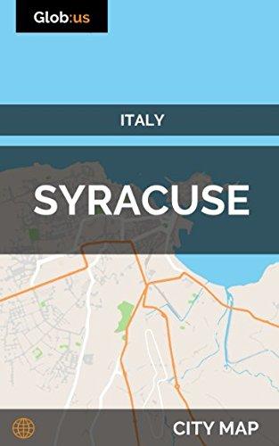 Syracuse, Italy - City Map