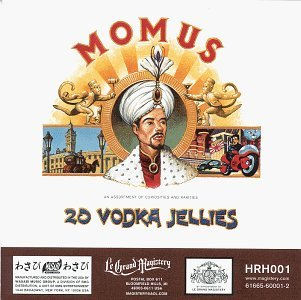20 Vodka Jellies by Momus (1997-11-18)
