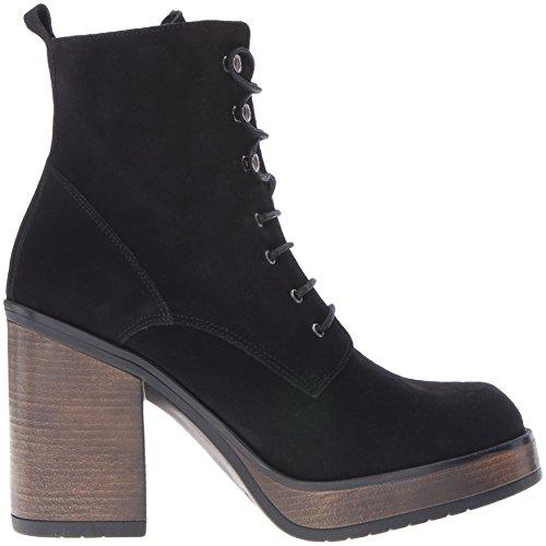 London Kayla Women's Shellys Black Boot d0fBcXq