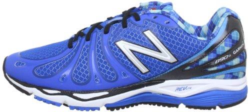 Balance Blue Chaussures En M890 5 Bleu De Blau gar3 Pour Synthtique New D Course Homme dqOSdw