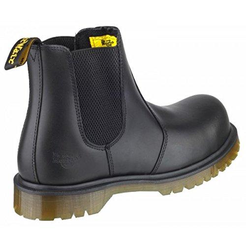 Icon pour homme Nouveau Dr. Martens 2228PW travail Bottes Tirez sur Chaussures de sécurité Taille UK 7& 11, 7, 1
