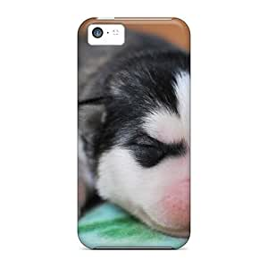 SNL6434aeLu Mycase88 Dogs Funny Puppies Canine Feeling Iphone 5c On Your Style Birthday Gift Covers Cases