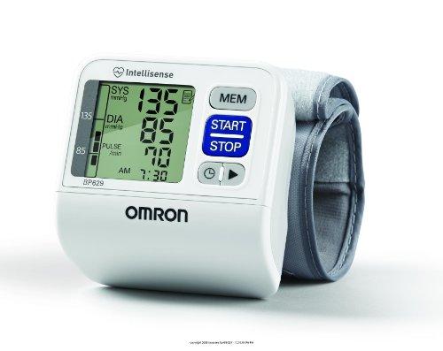 Omron Healthcare Omron 3 Series Wrist Blood Pressure Moni...