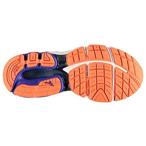 Mizuno Wave Inspire 12Laufschuh Blu/Cor Damen Turnschuhe Sneakers Sport Schuh