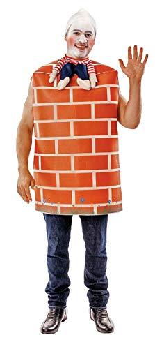 Humpty Dumpty Nursery Rhyme Costumes - Adult Humpty Dumpty Fancy Adult Costume,