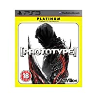 Prototype Platinum Hits - PlayStation 3 (PS3) {REGION FREE}