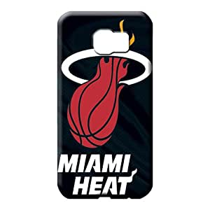 samsung galaxy s6 Series Hot Skin Cases Covers For phone phone cover shell miami heat nba basketball
