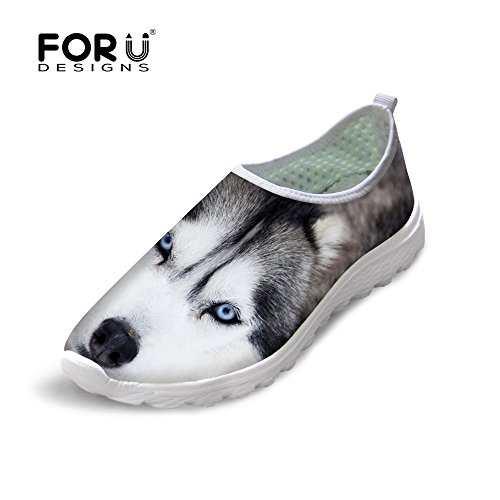 Women On Husky Comfortable Slip Cool Animal Print DESIGNS Mesh U Shoes amp; Breathable FOR Running Men zqfvn