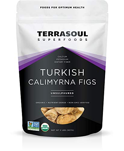 (Terrasoul Superfoods Organic Turkish Figs (Calimyrna), 2)