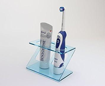 Plastic Online Ltd Soporte para cepillo de dientes para 1 ...