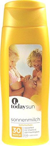 Eigenmarkesun Sonnenmilch - 30 Hoch
