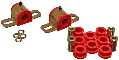 Energy Suspension 3-5205R Rear Sway Bar Bushing & End Link Set