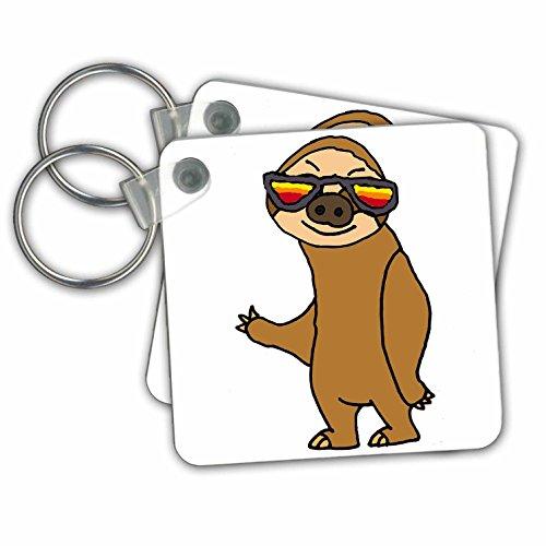 sloth wearing sunglasses at kingdomofthesun net