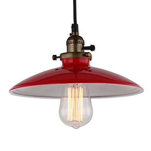 Pendant Light Red - 7