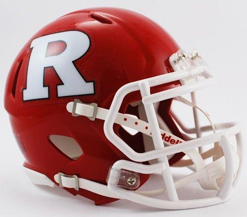 (NCAA Rutgers Scarlet Knights Speed Mini)